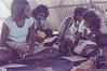 Nyami Daisy Yamera, Madelaine Yangkana, Mirandawu (Talytaly's wife), & Joannie Skinner (Kawuji's wife), Noonkanbah