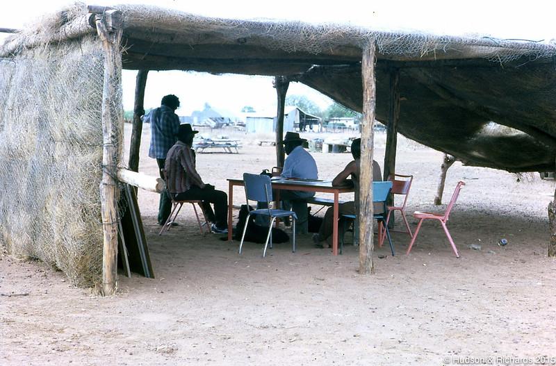 N35 Talytaly, Tuma, Nganiwila & Kurilji talking community affairs Noonkanbah,