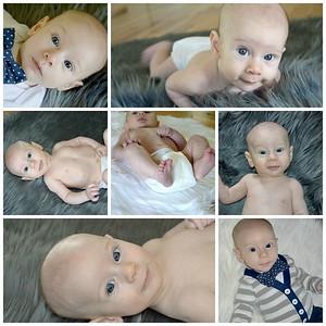 Hudson 3 month