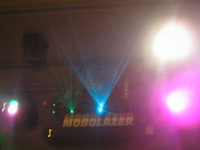 250mw Mobolazer in Blue, Green, Turqoise