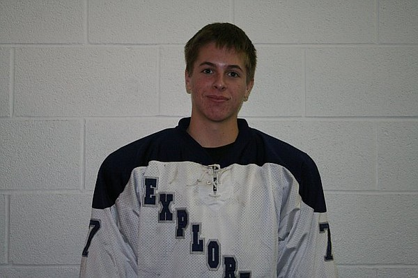 HHS Hockey Picture Day