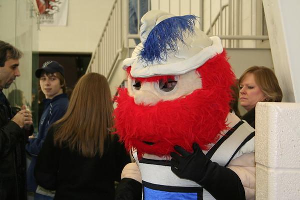 HHS Hockey Sr. Nite 2-2-2008