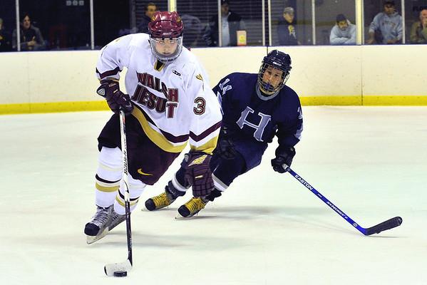 Hudson Hockey Hub Times Pics by K.M. Klemencic 3-13-2009