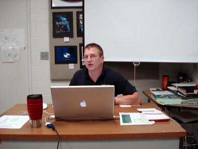 Senior Day 2009  Festivities and Game vs Strongsville 2-8-09