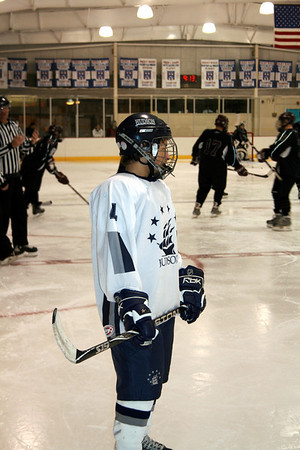 HHS Varsity vs Rocky River (RR Tournament) 11-28-2009