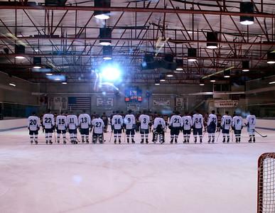 HHS Varsity vs Walsh (Shaker Tournament) 12-17-2009