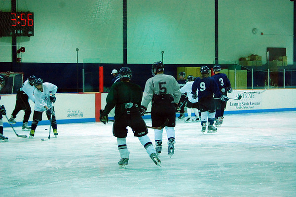 JV Practice @KSU Dec 8