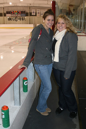 HHS Hockey RRT vs Mentor (GM4) 11-28-2010