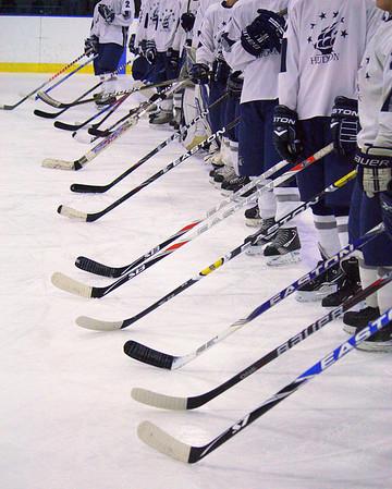 HHS Hockey Varsity vs Shaker (WIN) 1-30-2011