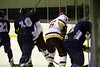 HHS Hockey (Walsh Tournament) vs Walsh (tie) 1-14-2011 :