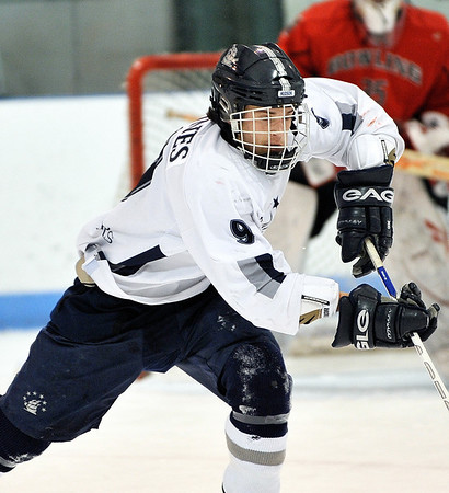 KEN HHS Hockey vs Bowling Green 12-28-2010