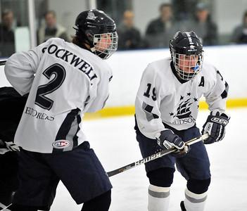 KEN HHS Hockey vs Elyria Catholic 1-2-2011