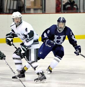 KEN HHS Hockey vs Lake Catholic 12-26-2010