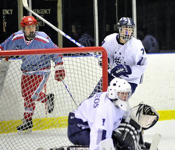 KEN HHS Hockey vs Mentor 1-8-2011