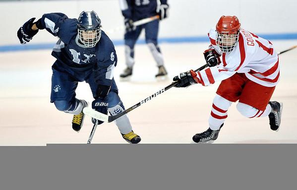 KEN HHS Hockey vs SHaker 12-10-2010