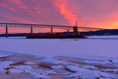 Working Hudson River