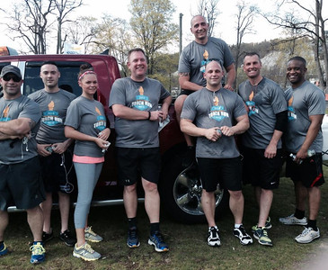 2014 Westchester Law Enforcment Torch Run - 5/1/14