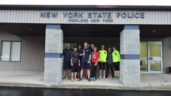 2017 Ulster Law Enforcement Torch Run - 6/6/17
