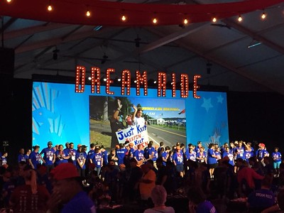 2018 Dream Ride - 8/4 thru 8/5, 2018