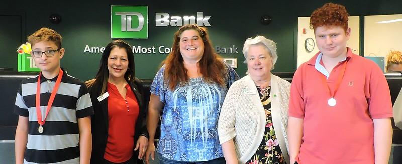 2018 TD Bank Visits - 6/6/19