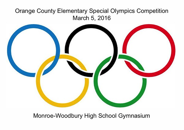2016 Orange County Elementary Special Olympics Competitions - 3/5