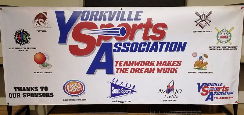 Yorkville Sports Association's 40th Anniversary 3/27/18