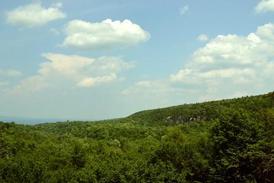 View From Stonykill Falls