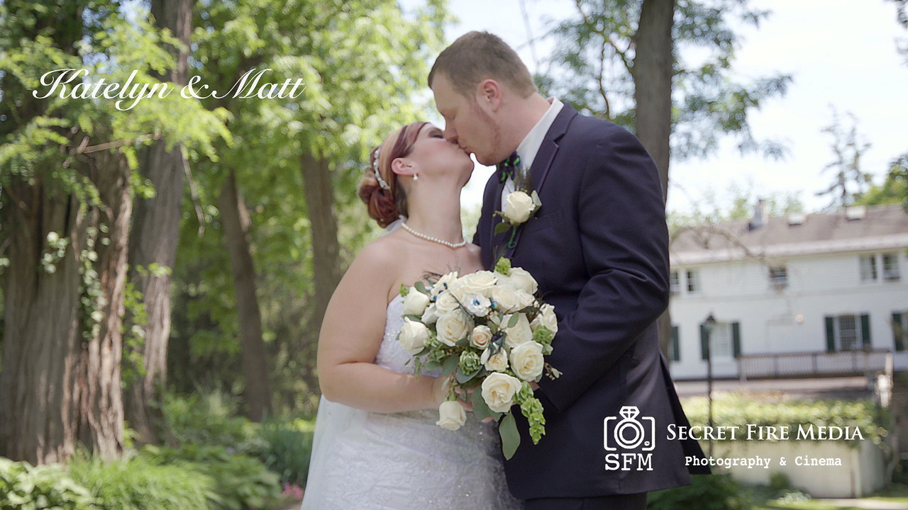 Katelyn and Matts Hudosn Valley Wedding Video At Le Chambord in Hopewell Junction New York