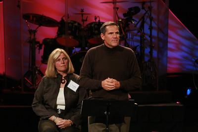 2008 - Joe & Karen Speaking on Parenting