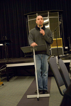 Deacon Kick Off - January 2012