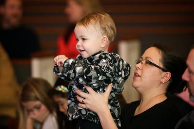 Family Night of Worship 2014