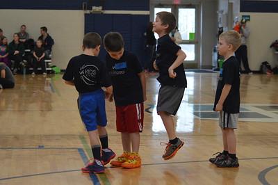 Kids Basketball League-2015