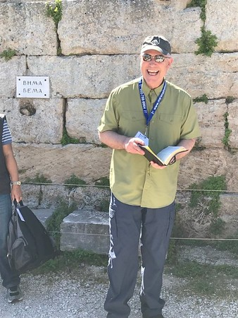 Greece Italy Trip