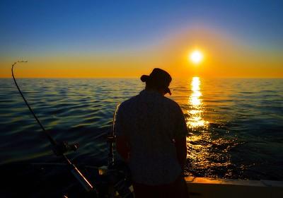 Fishing.......