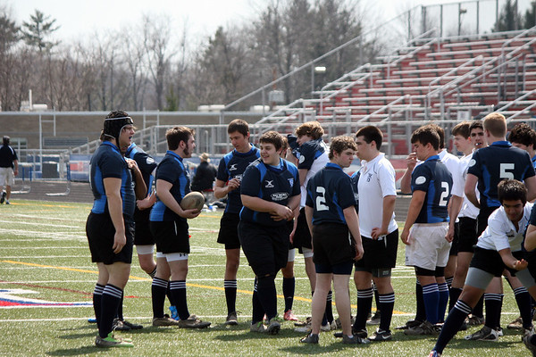 Hudson RUGBY 4-10-2011