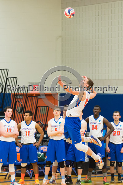 SUNY New Paltz Men's Volleyball