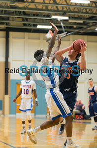 Men's Basketball SUNY Ulster Senators vs Suny Orange Colts