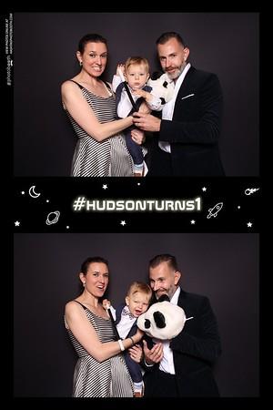 Hudson's 1st Birthday Prints