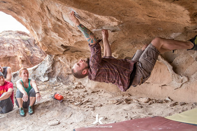 Hueco Tanks 12/1/2017 Highlights