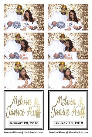 Huff Wedding