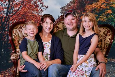 Hughes Family 2020
