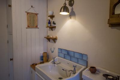 Bathroom tiles and woodwork 3