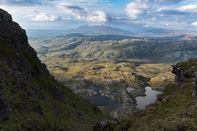 View from Suilven