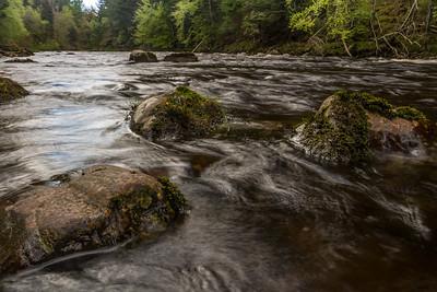 Findhorn River at Randalph's Leap