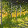 140907-067-24x30 Tree row near Ange Gardien