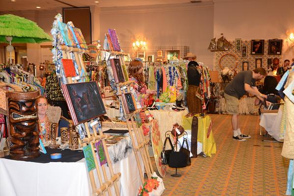 Tiki Treasures Bazaar