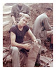 "SH09: Stephen E. ""Steve"" Hull in basecamp in 1967"