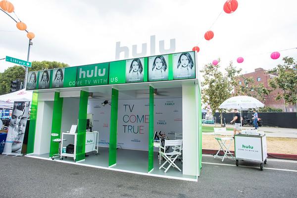 Hulu LA Pride 2017
