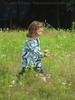 Girl in a Field