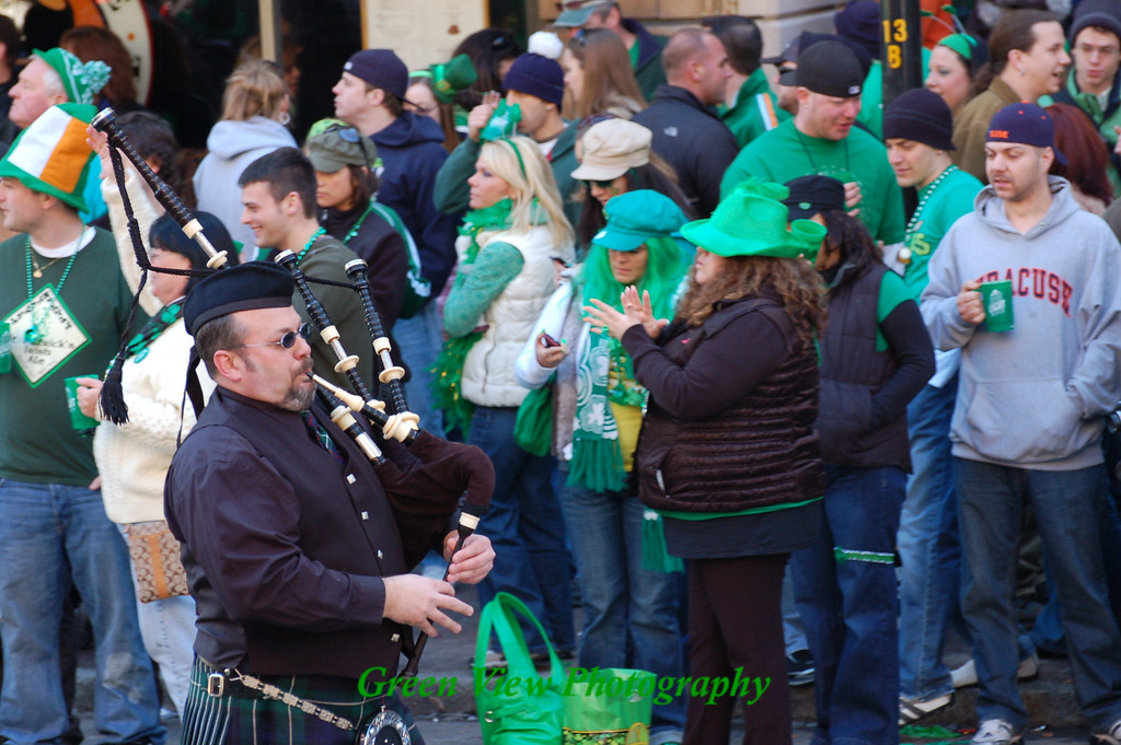 St. Pat's Day Parade